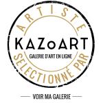 Macaron Artiste sélectionné par KAZoART