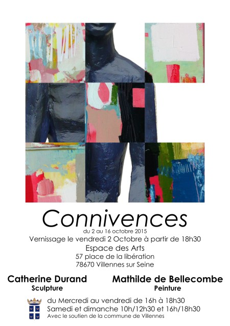 Invitation Expo Connivences Oct 2015