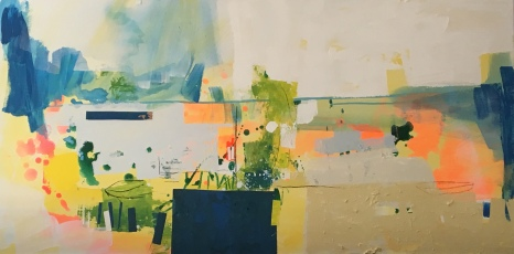 Paysage particulier 50x100